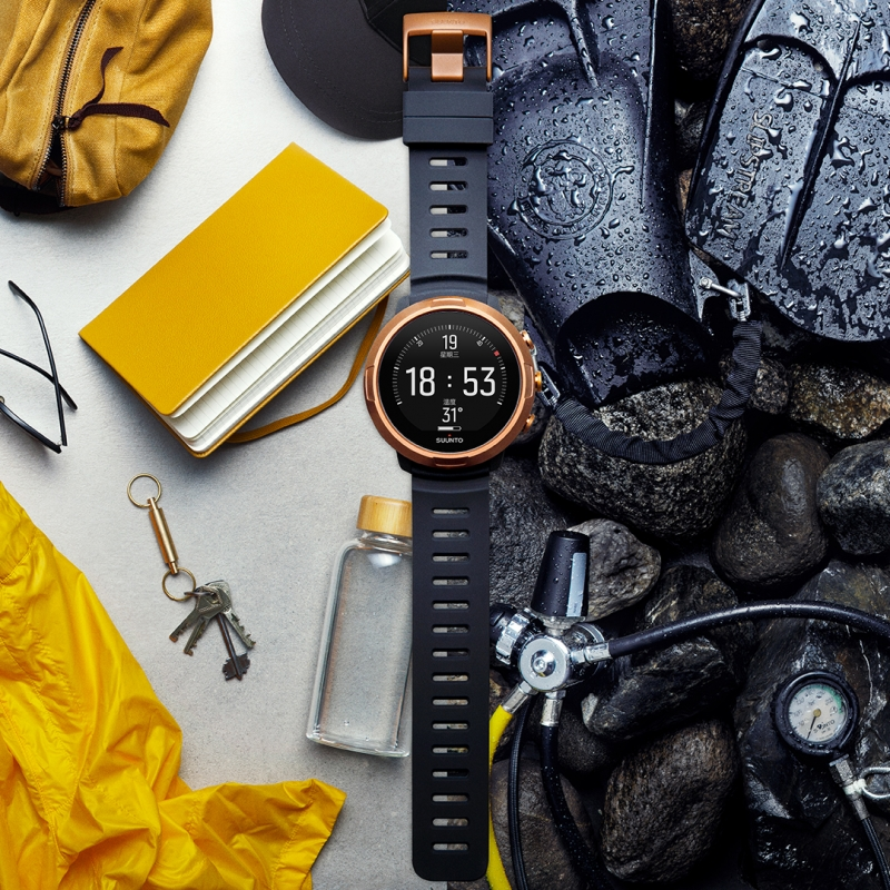 新品上市 | Suunto D5 Copper
